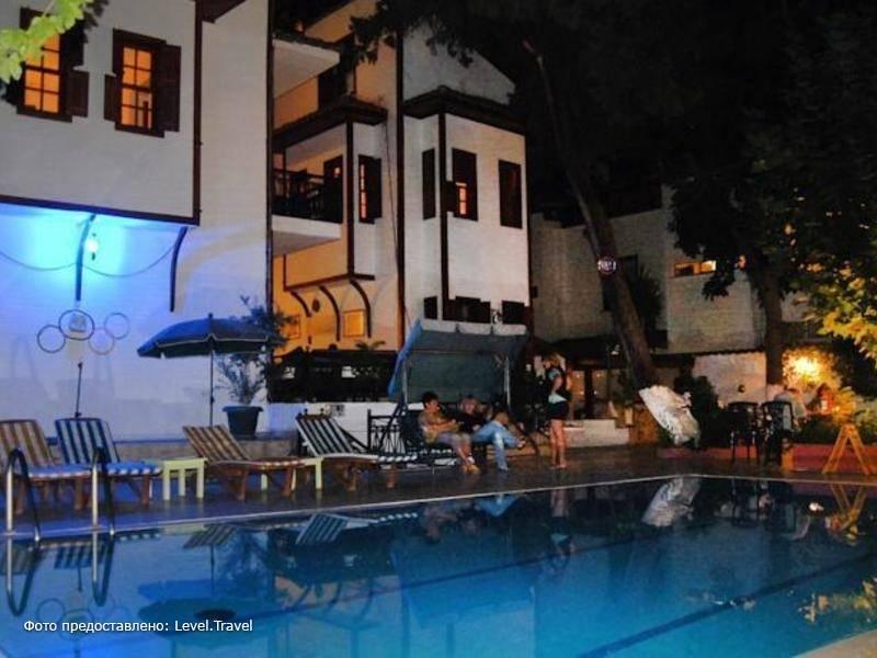 Фотография Kaliptus Hotel