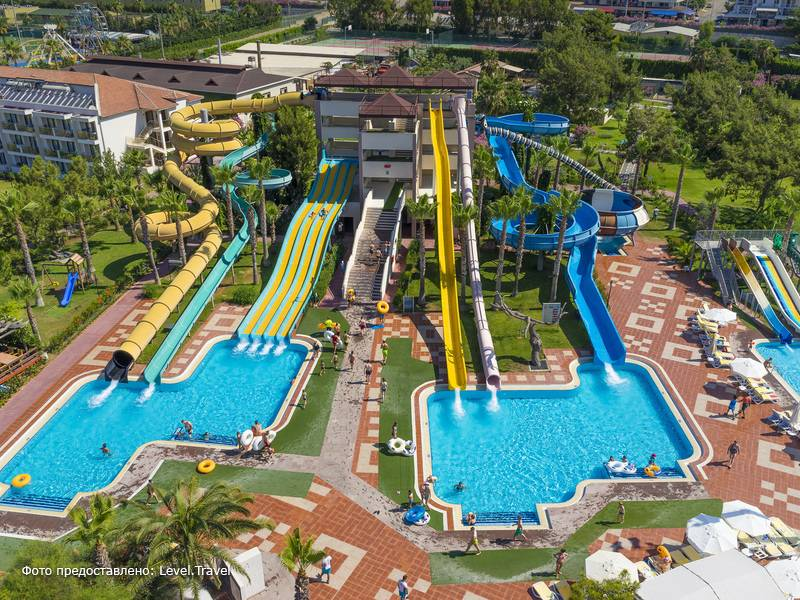 Фотография Club Hotel Turan Prince World