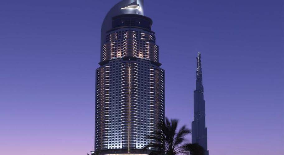 The Address Downtown Dubai Hotel