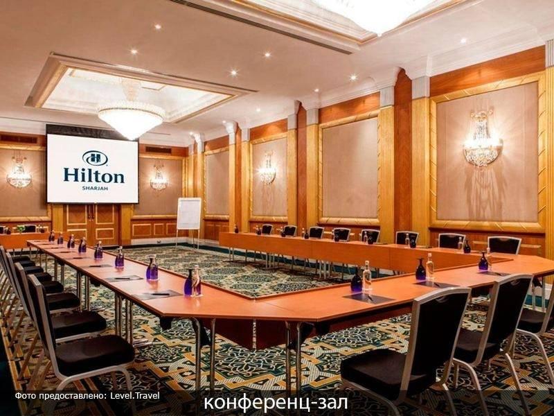 Фотография Hilton Sharjah (Ex. Corniche Al Buhairah)