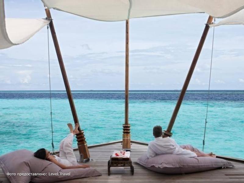 Фотография Constance Moofushi Resort