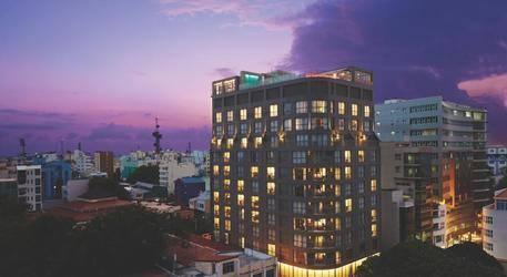 Jen Male Hotel (Ex. Traders) 4*