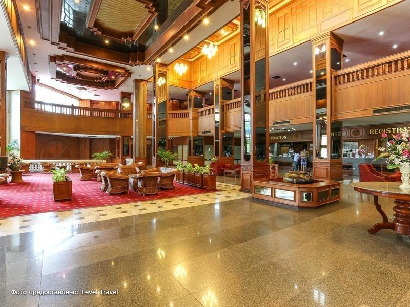 Фотография Royal Twins Palace Hotel