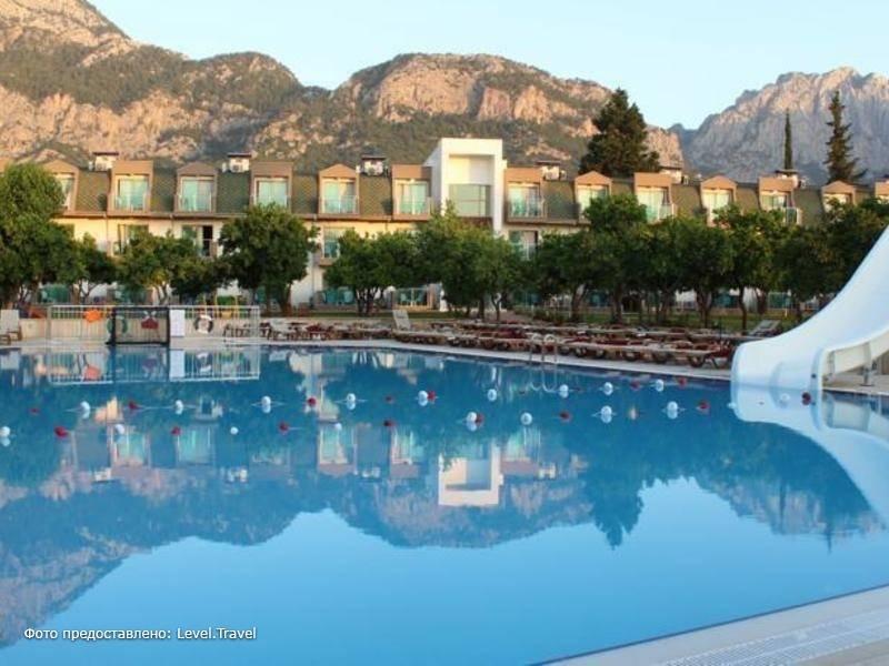 Фотография Monna Roza Garden Resort Hotel (Ex.Batont Garden Resort)