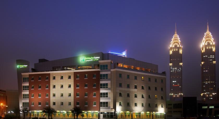 Отель Holiday Inn Express Internet City, Дубай, ОАЭ