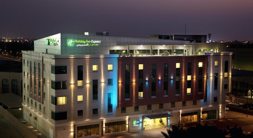 Отель Holiday Inn Express Safa Park, Дубай, ОАЭ