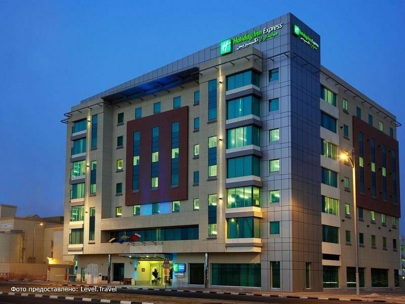 Фотография Holiday Inn Express Jumeirah
