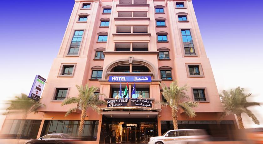 Отель Golden Tulip Al Barsha, Дубай, ОАЭ