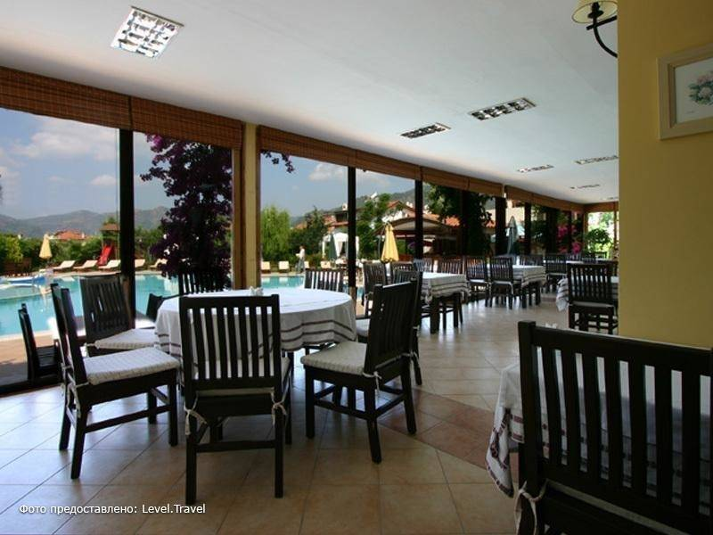 Фотография Gocek Lykia Resort Hotel