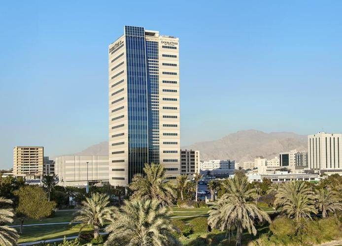 Double Tree By Hilton Ras Al Khaimah
