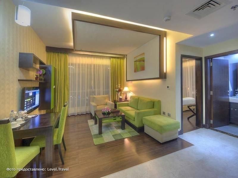 Фотография Marina View Deluxe Hotel Apt