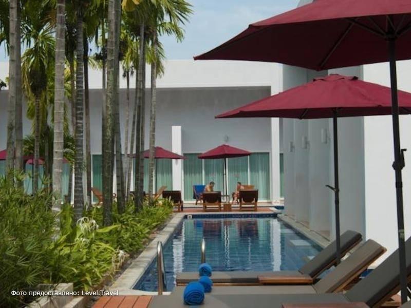 Фотография Kata Lucky Villa & Pool Access