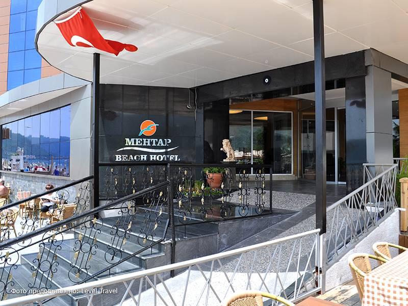 Фотография Mehtap Beach Hotel
