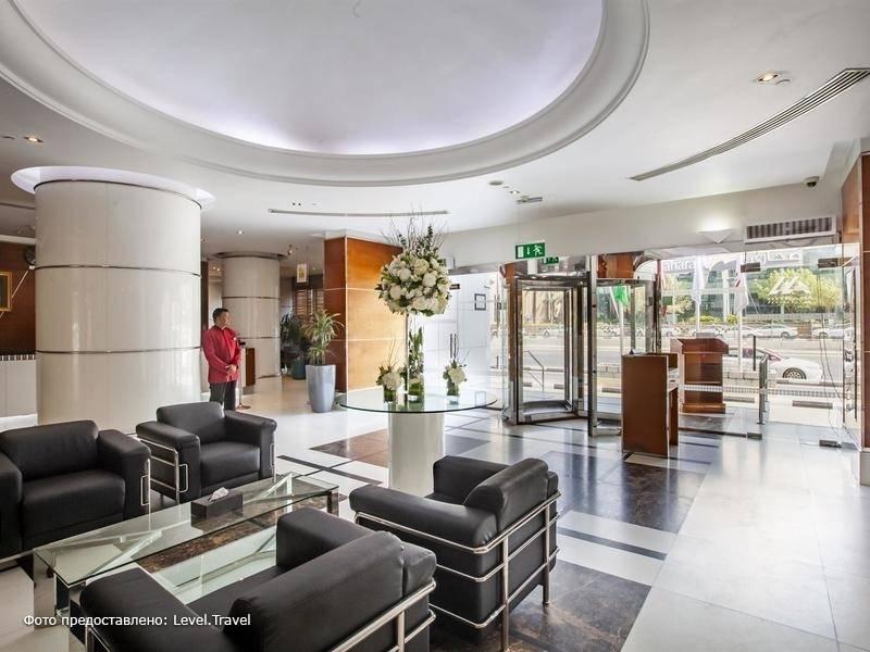 Фотография Golden Sands Hotels Sharjah (Ex. Ramada Hotel & Suites Sharjah)