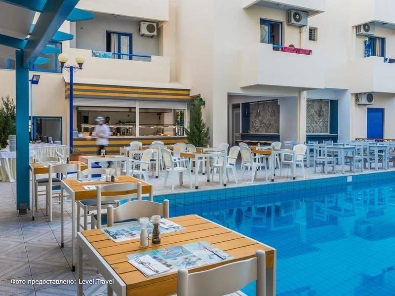 Фотография Central Hersonissos Hotel