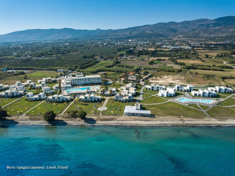 Фотография The Aeolos Beach Hotel