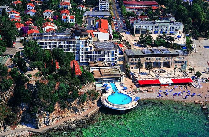 Отель Avala Resort Villas, Будва, Черногория