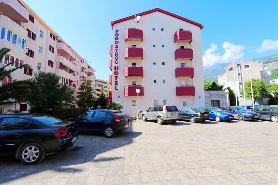 Отель Podostrog Hotel, Будва, Черногория
