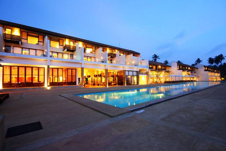 Oak Ray Haridra Beach Resort (Ex.Vendol Resort)