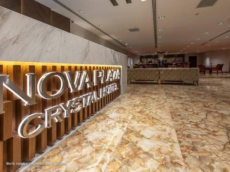 Фотография Nova Plaza Crystal Hotel