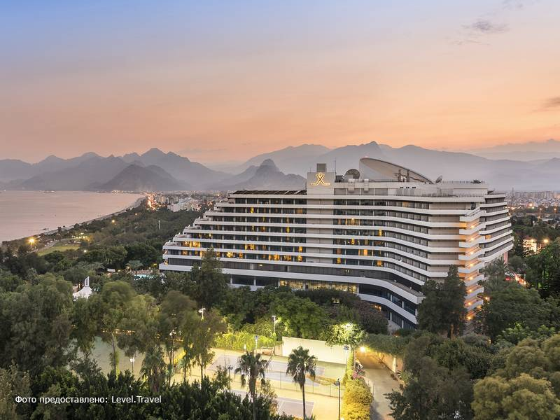 Фотография Rixos Downtown Antalya