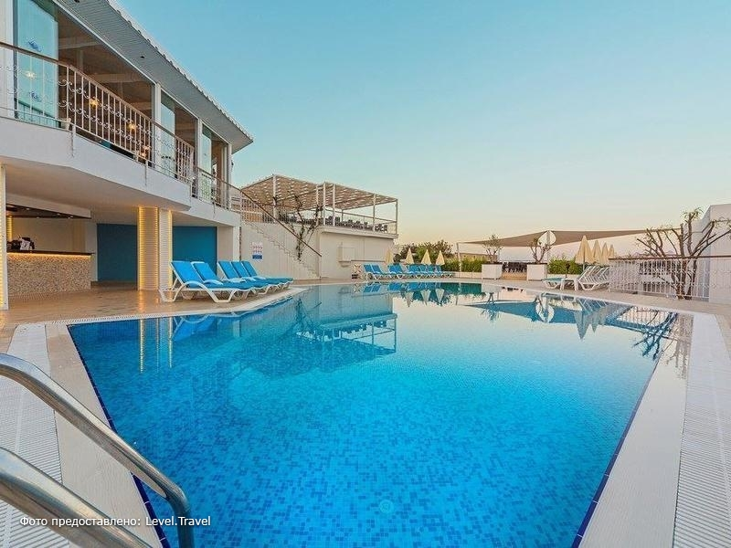 Фотография Riva Bodrum Resort (Adults Only 16+) (Ex. Art Bodrum Hotel & Club)