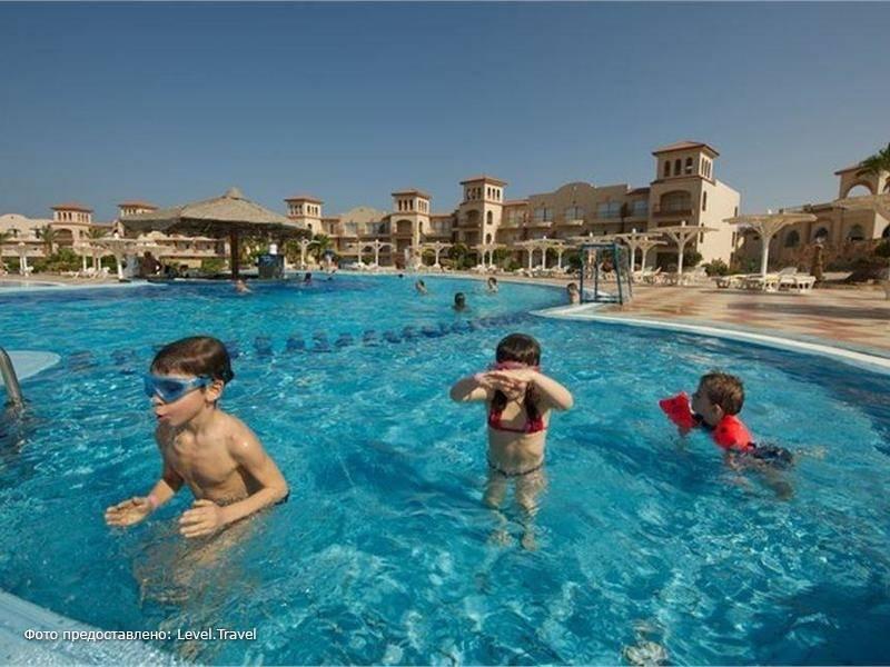 Фотография The Three Corners Pensee Beach Resort (Ex.Pensee Royal Garden Resort)