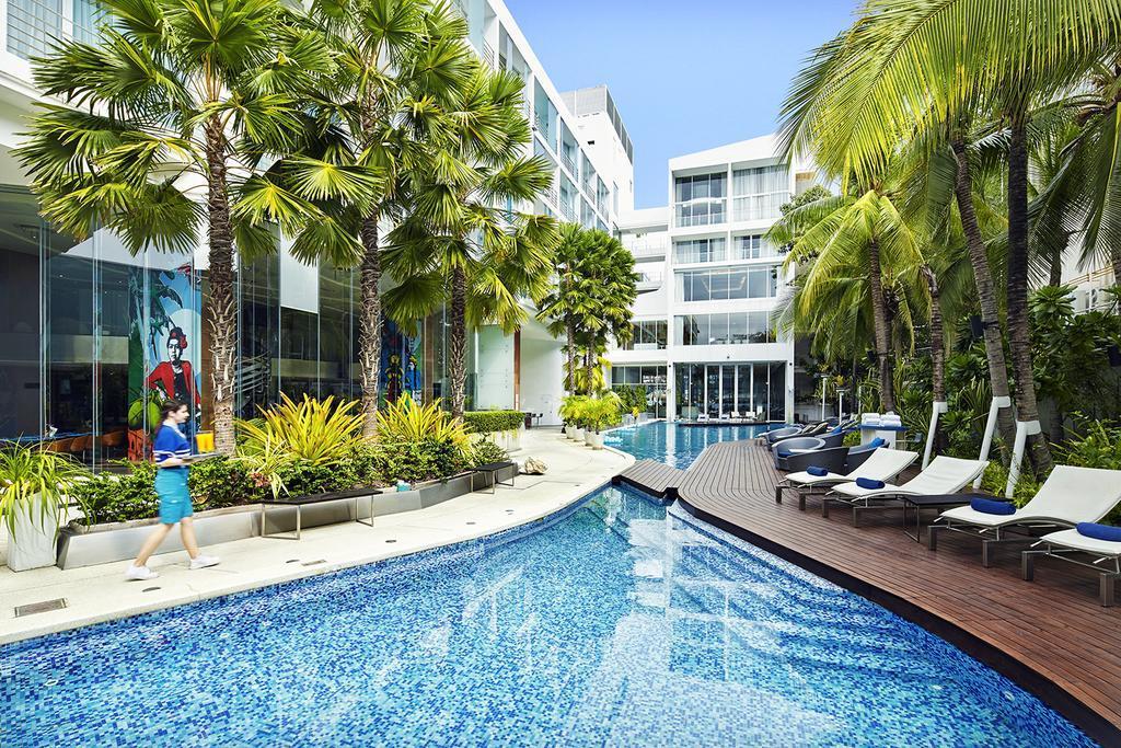 Отель Baraquda Pattaya, Паттайя, Таиланд