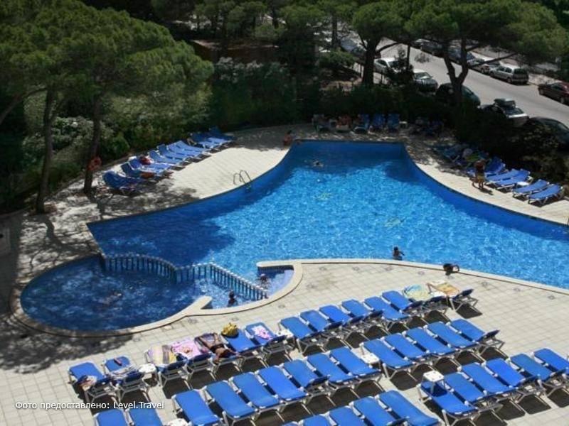 Фотография Blaumar Blanes Hotel