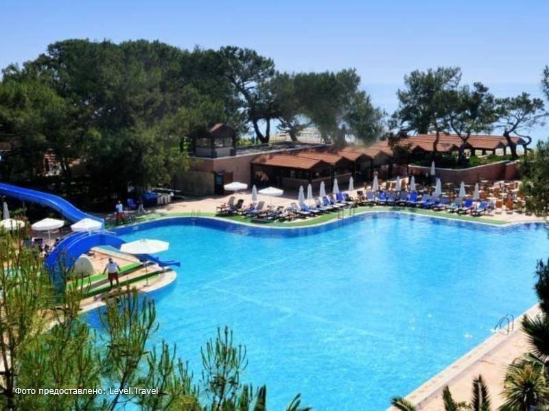 Фотография Larissa Club Saphire Hotel (Ex. Jeans Club Hotels Saphire)