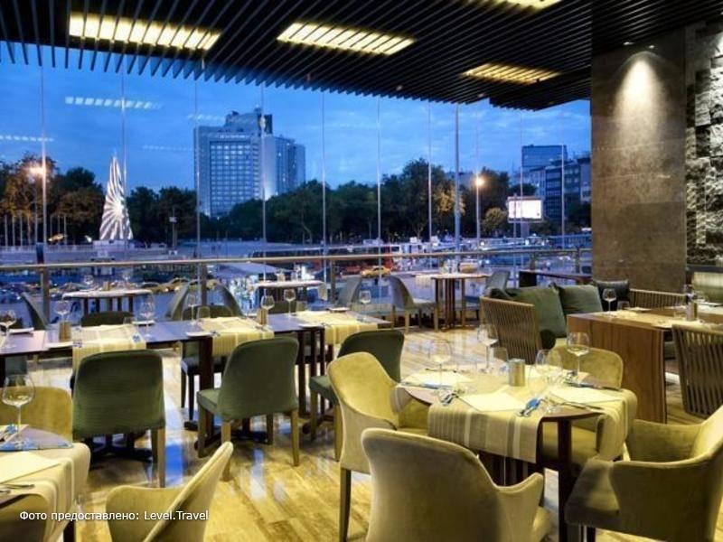 Фотография The Marmara Taksim Hotel