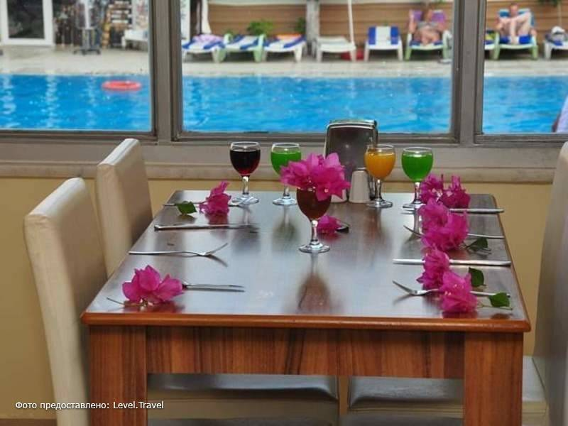 Фотография Side Yesiloz Hotel