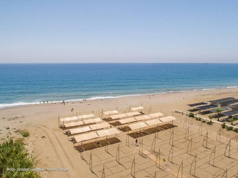 Фотография Hedef Beach Resort Hotel