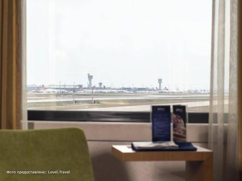Фотография Radisson Blu Conference & Airport