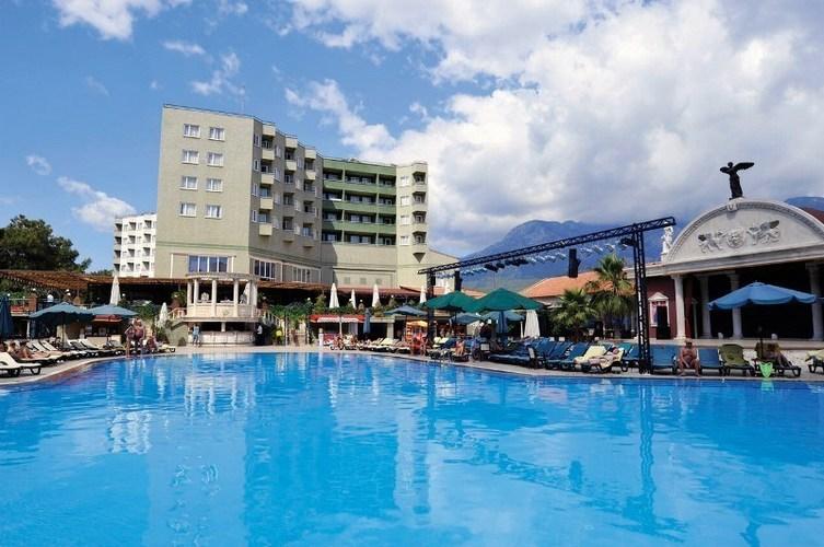 Arma's Kaplan Paradise Hotel (Ex. Jeans Club Hotels Kaplan)