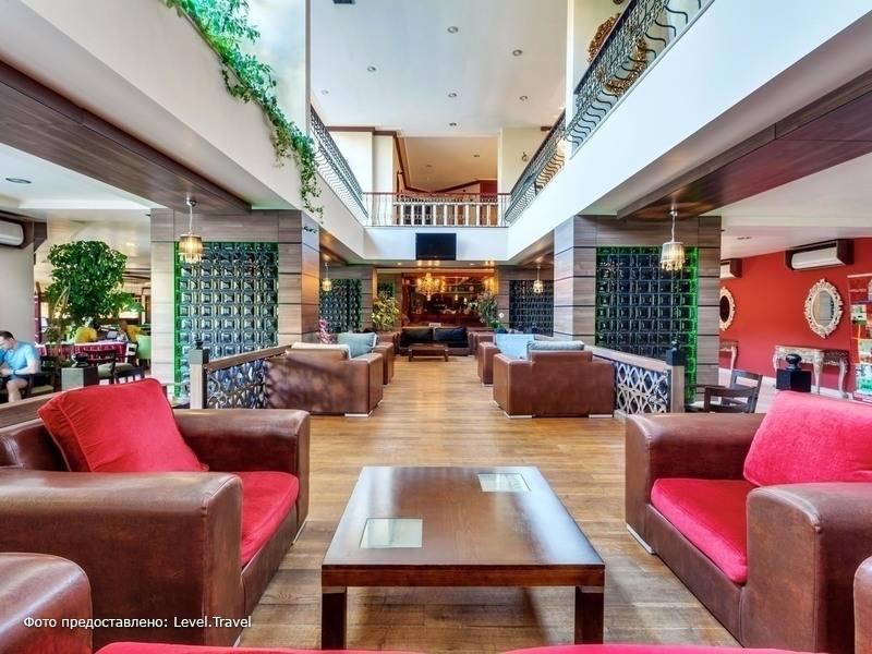 Фотография Armas Kaplan Paradise Hotel (Ex. Jeans Club Hotels Kaplan)
