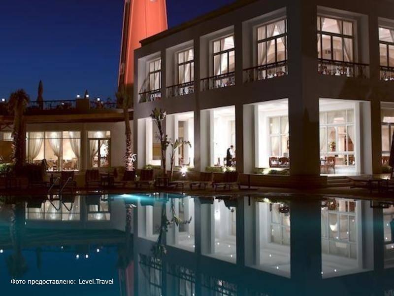 Фотография Melton Beach Resort (Ex. Melia Sinai Hotel)
