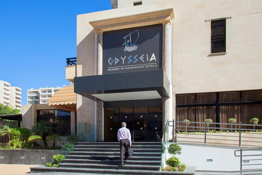 Отель Kapetanios Odyssia, Лимасол, Кипр