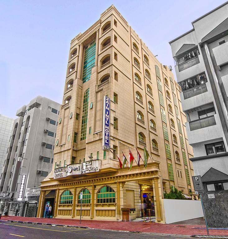 Отель Zain International Hotel, Дубай, ОАЭ
