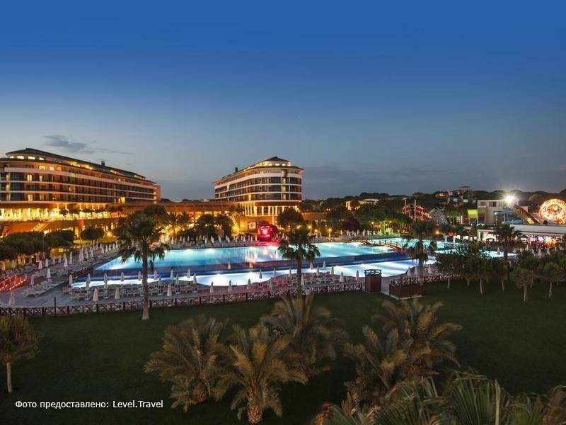 Фотография Voyage Belek Golf & Spa (Ex. Club Voyage Belek Select)