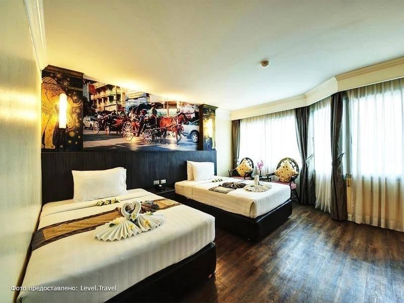 Фотография Jomtien Garden Hotel