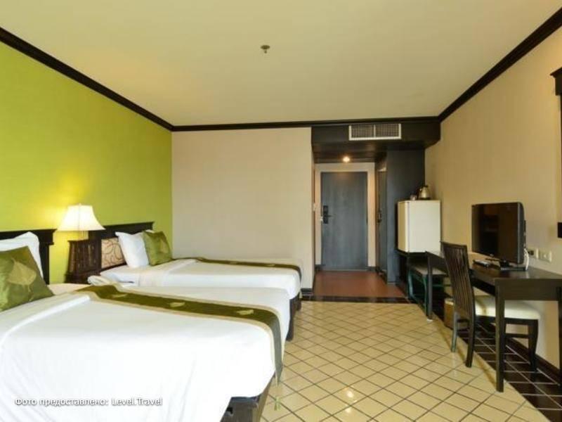 Фотография Jomtien Thani Hotel