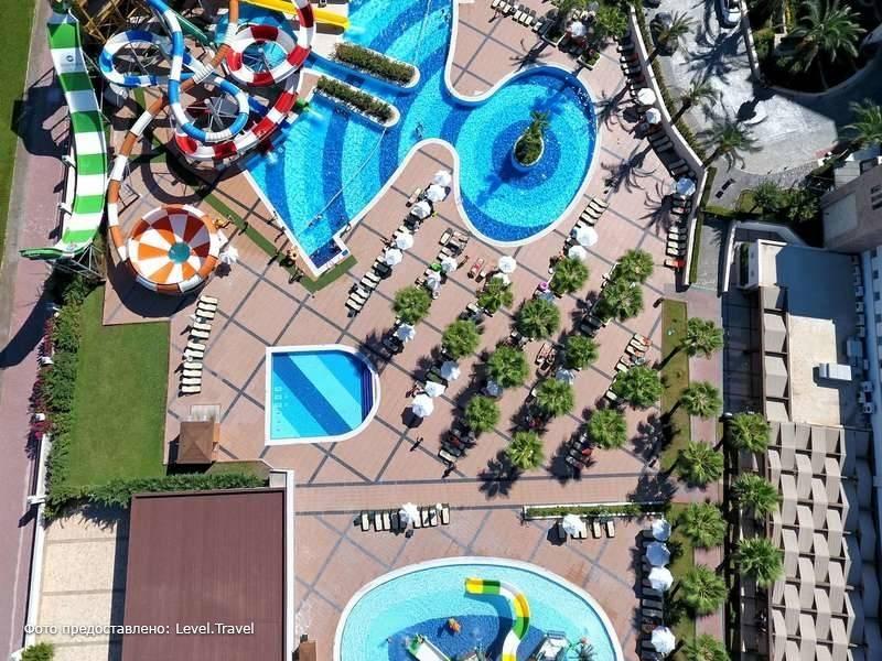 Фотография Sherwood Exclusive Lara (Ex. Sherwood Breezes Resort)