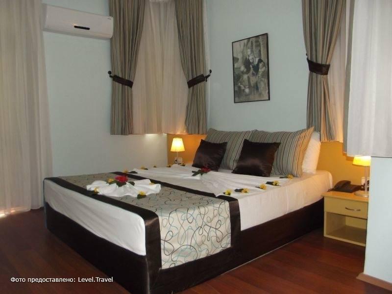 Фотография Rios Beach Hotel (Ex. Ege Montana Hotel, Ex. Intersport Hotel)