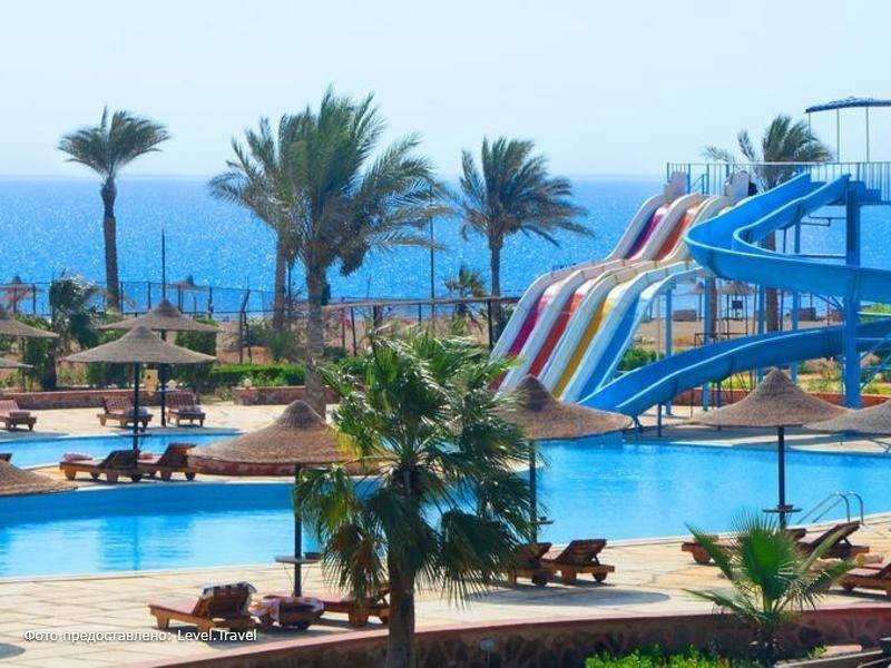 Фотография Jolie Beach Resort Marsa Alam (Ex.Aurora Nada Marsa Alam Resort, Nada Marsa Alam Resort)