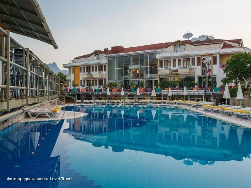 Фотография Tu Casa Gelidonya Hotel (Ex. Novia Gelidonya Hotel)