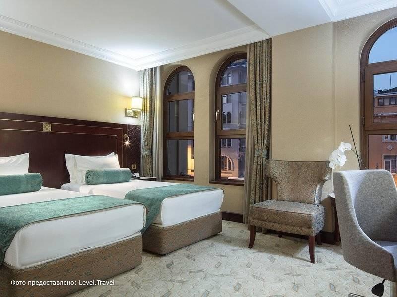 Фотография Crowne Plaza Old City (Ex.Wyndham Istanbul Old City Hotel)