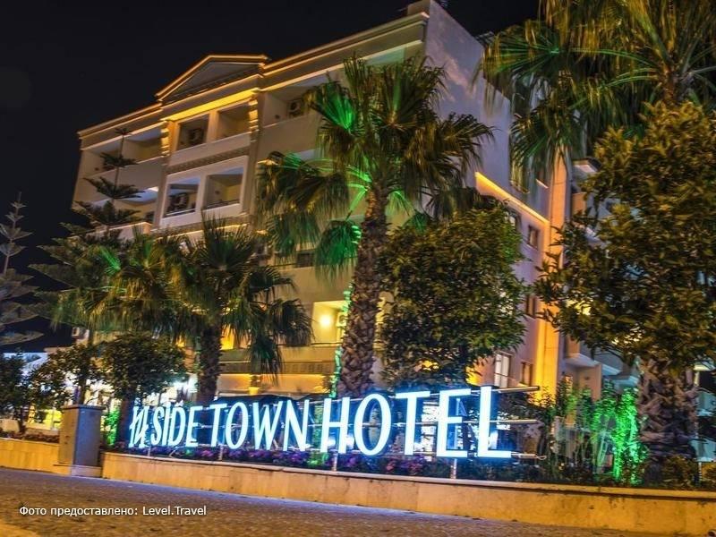 Фотография Side Town By Z Hotels