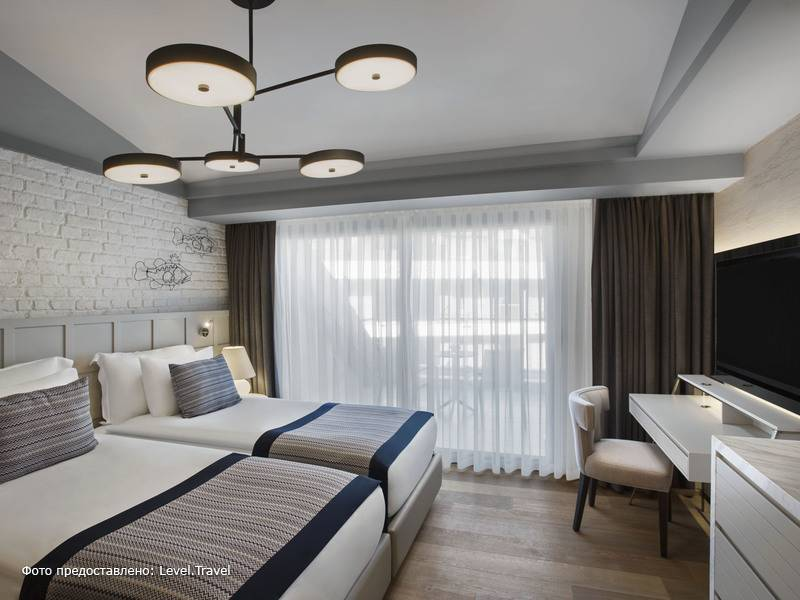 Фотография Acanthus & Cennet Barut Collection (Ex.Barut Hotels Cennet & Acanthus)
