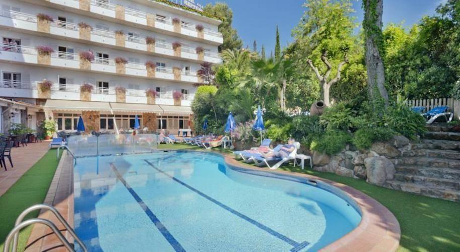 Ght Neptuno Tossa Hotel